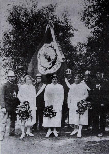 fahnenweihe1926